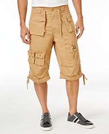 "Men's Classic Flight Cargo 14"" Shorts, Created for Macy's"