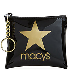 Macy's Star Small Coin Purse, Created for Macy's