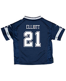 Nike Ezekiel Elliott Dallas Cowboys Game Jersey, Toddler Boys