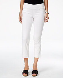 Style & Co Pull-On Capri Jeans, Created for Macy's