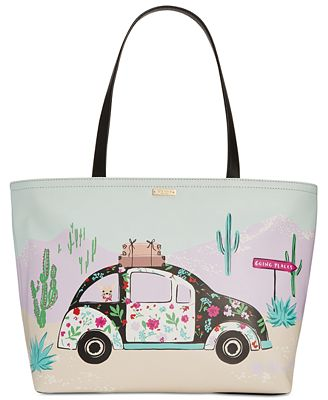 kate spade new york Scenic Route Car Francis Large Tote