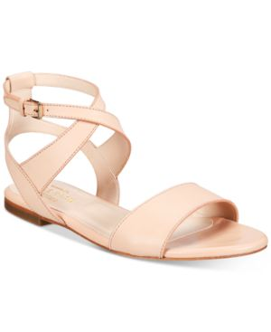 FENLEY STRAPPY FLAT SANDALS