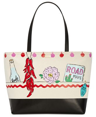 kate spade new york Haute Stuff Road Trip Francis Tote