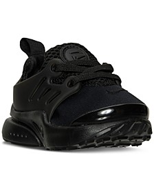 Toddler Boys' Little Presto Running Sneakers from Finish Line