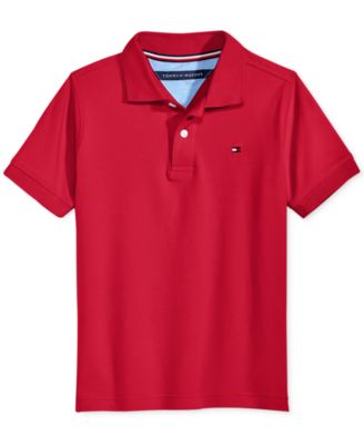 Toddler Boys Ivy Stretch Polo Shirt