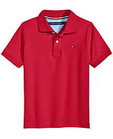Tommy Hilfiger Toddler Boys Ivy Stretch Polo Shirt