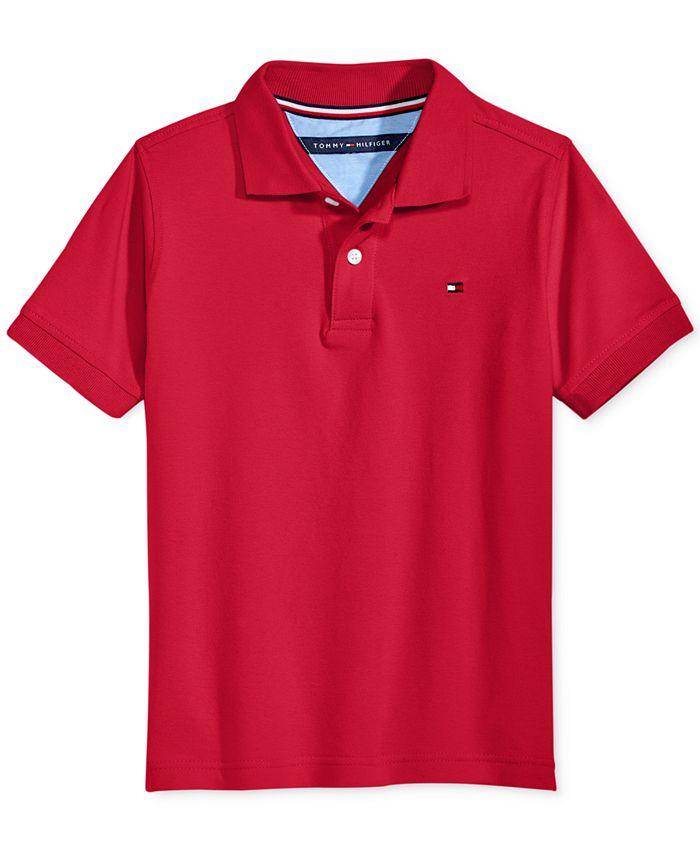 Tommy Hilfiger - Little Boys' Ivy Polo Shirt