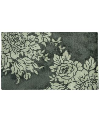 "Image of Bacova Cashlon Big Blooms 27"" x 45"" Accent Rug"