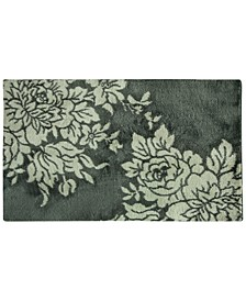 "Cashlon Big Blooms 27"" x 45"" Accent Rug"