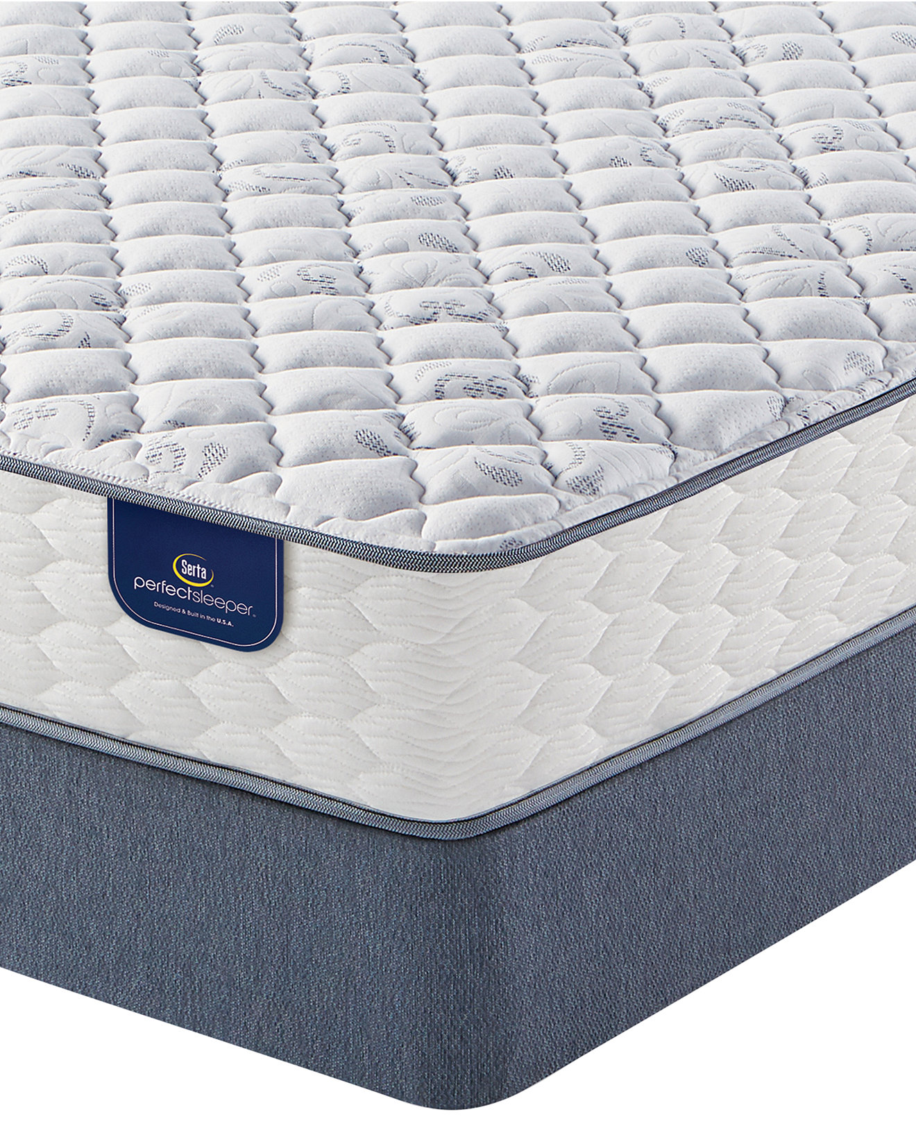 "Serta Perfect Sleeper® Elegant Haven 10.5"" Cushion Firm Mattress Collection"