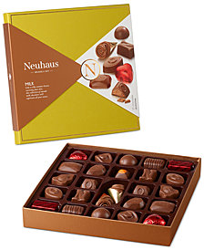 Neuhaus 25-Piece Belgian Milk Chocolate Gift Box