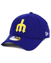 reputable site 3f2f4 825f1 New Era Seattle Mariners Coop 39THIRTY Cap