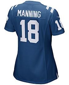 Nike Women's Peyton Manning Indianapolis Colts Game Jersey