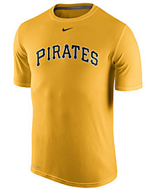 Nike Men's Pittsburgh Pirates Legend Wordmark T-Shirt