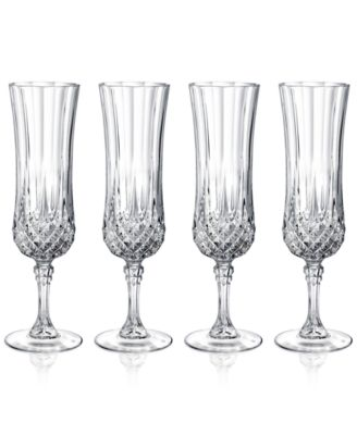 Cristal D'Arques Set of 4 Flutes