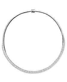 Classique by EFFY Diamond Diamond Necklace (4-1/6 ct. t.w.) in 14k White Gold