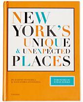 Penguin New York's Unique & Unexpected Places Book