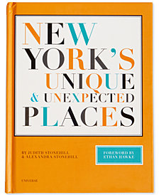 Penguin New York's Unique & Unexpected Places Book