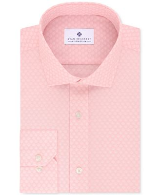 Ryan Seacrest Distinction™ Men's Evening Collection Slim-Fit Non-Iron Cotton Dress Shirts, Only at Macy's