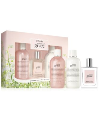 philosophy 3-Pc. Amazing Grace Gift Set - Gifts & Value Sets ...
