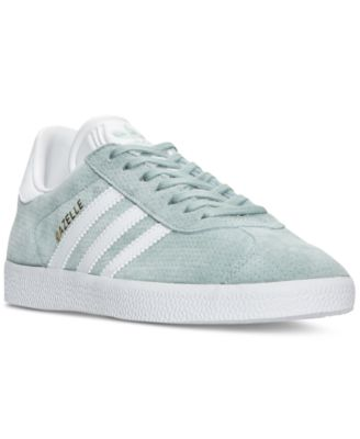 adidas Women\u0027s Gazelle Casual Sneakers from Finish Line