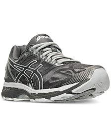 Asics Women's GEL-Nimbus 19 Wide Running Sneakers from Finish Line