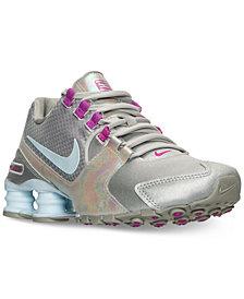Nike Women's Shox Avenue Running Sneakers from Finish Line
