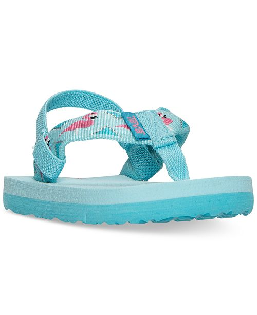 fc7d32717e6ea4 Teva Toddler Girls  Mush II Flip-Flop Sandals from Finish Line ...