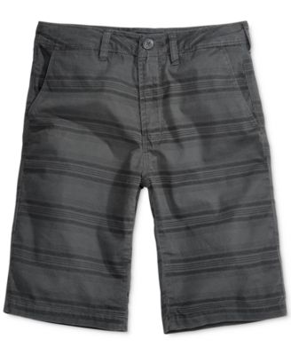Image of Univibe Benning Cotton Chino Shorts, Big Boys (8-20)