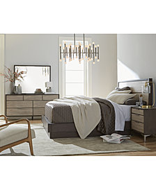 CLOSEOUT! Adler Platform Bedroom Furniture Collection, Created for Macy's