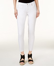 Slim-Fit Ankle Jeans, Regular & Petite