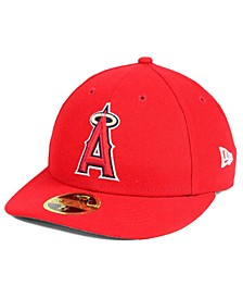 Los Angeles Angels of Anaheim Low Profile AC Performance 59FIFTY Cap
