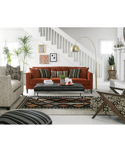 Vonna Fabric Sofa Collection, Created for Macy's