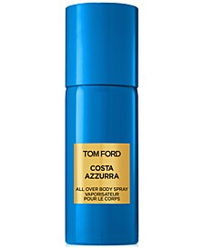 Costa Azzurra All Over Body Spray, 5 oz
