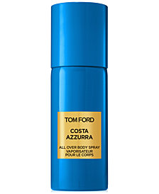 Tom Ford Costa Azzurra All Over Body Spray, 5 oz