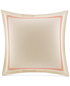 Tommy Bahama Home Rio Embroidered European Sham