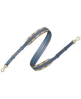 MICHAEL Michael Kors Heritage Handbag Guitar Strap