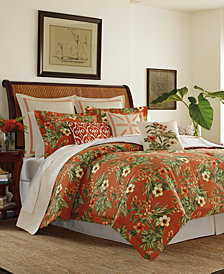 Tommy Bahama Home Rio California King 4-Pc. Comforter Set