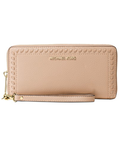 MICHAEL Michael Kors Lauryn Travel Continental Wallet