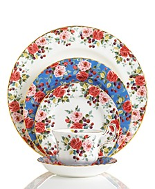 Dinnerware, Rosa Collection