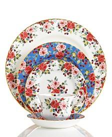 Royal Albert Dinnerware, Rosa Collection