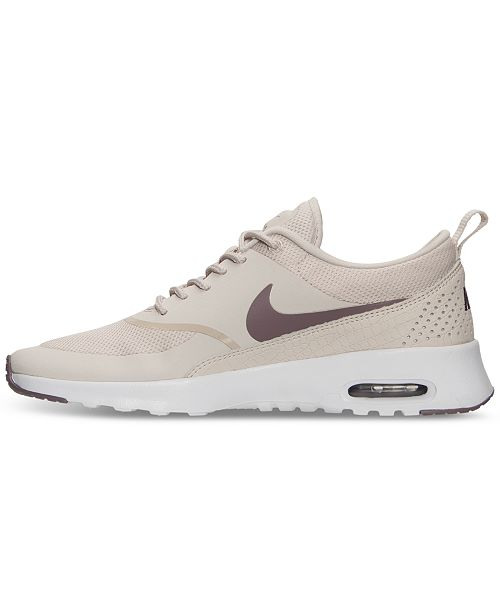 big sale 85785 5b19a ... Nike Women s Air Max Thea Running Sneakers from Finish Line ...