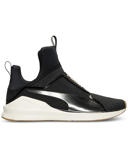 ... Puma Women s Fierce Velvet Rope Casual Athletic Sneakers from Finish ... dbbad363c