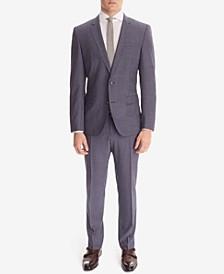 BOSS Men's Slim-Fit Wool Suit