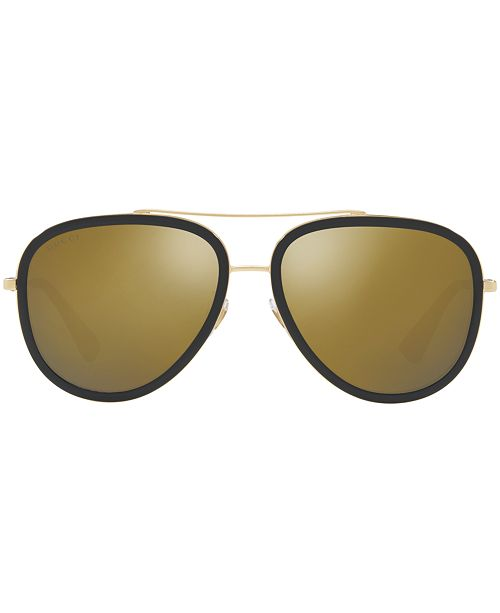 Gucci Sunglasses, GG0062S - Sunglasses by Sunglass Hut - Handbags ... 38d8c23e20