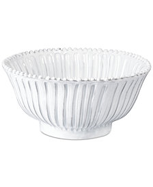 Vietri Incanto Stripe Medium Serving Bowl