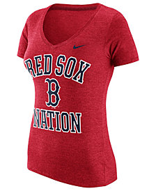 Nike Women's Boston Red Sox Local T-Shirt