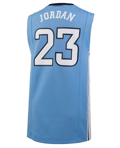 9dd9150d511 ... Nike Michael Jordan North Carolina Tar Heels Replica Basketball Jersey