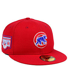 New Era Chicago Cubs Banner Patch 2.0 59FIFTY Cap
