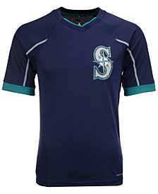 Majestic Men's Seattle Mariners Emergence Top